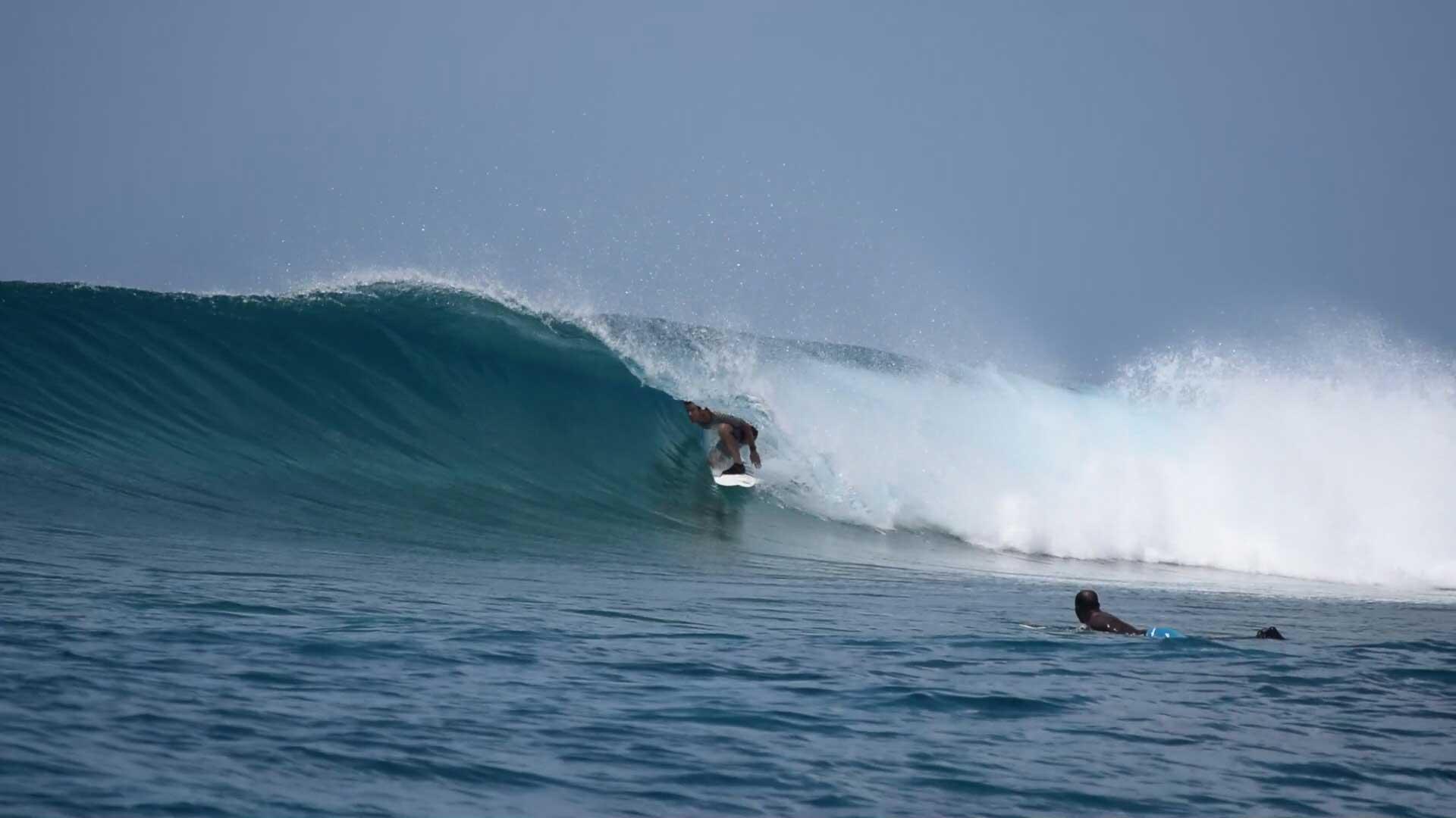 【体験談】Maldives Central Atolls 新婚旅行&サーフィン
