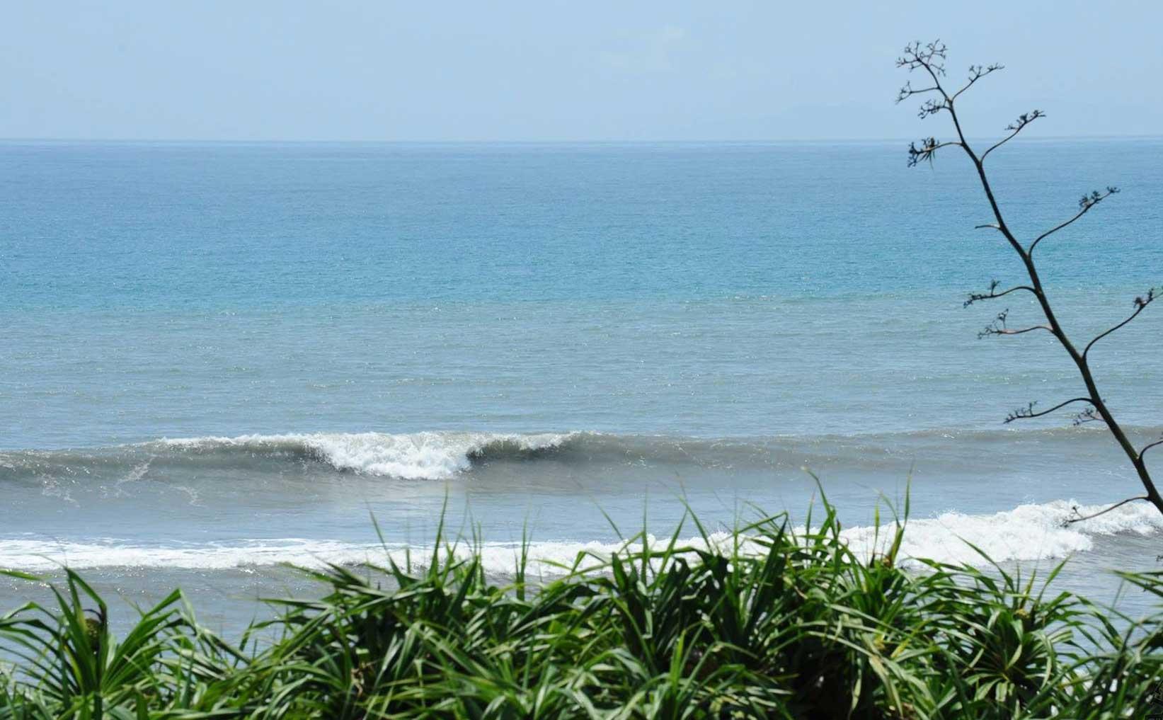 Surf's Up 東台湾 台風13号