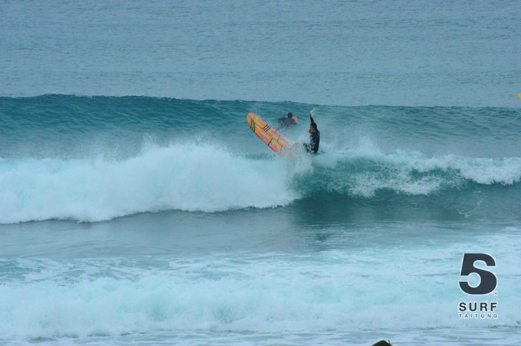 東台湾 サーフィン サーフポイント 東河 ロングボード