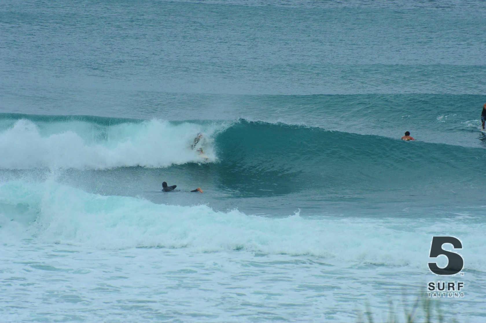 Surf'sUp 東台湾サーフトリップ&波情報 2月11日 SUPで波乗りできます