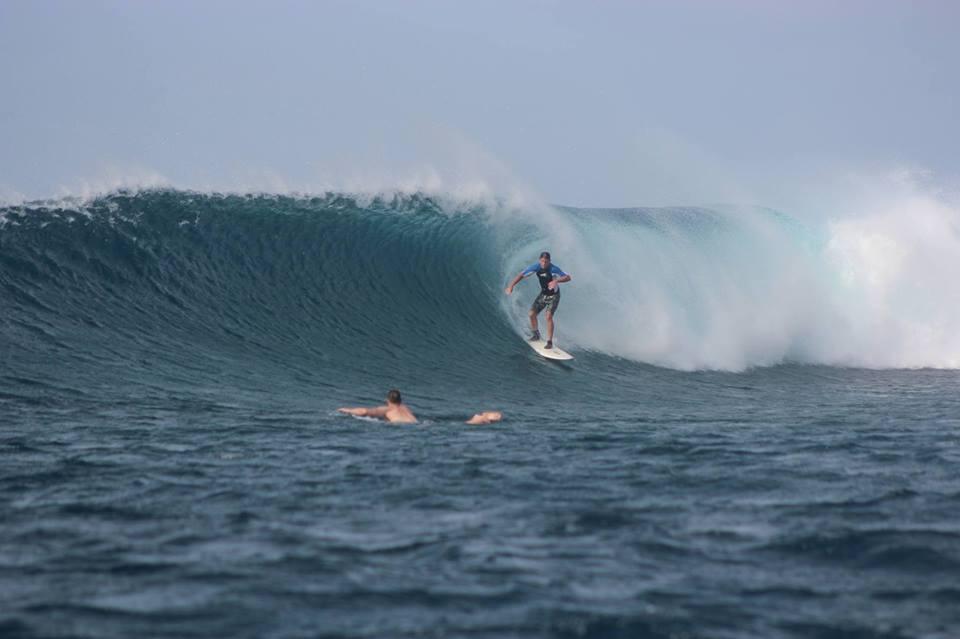 Surf's Up ポンペイサーフトリップ 波情報  1月23日~30日