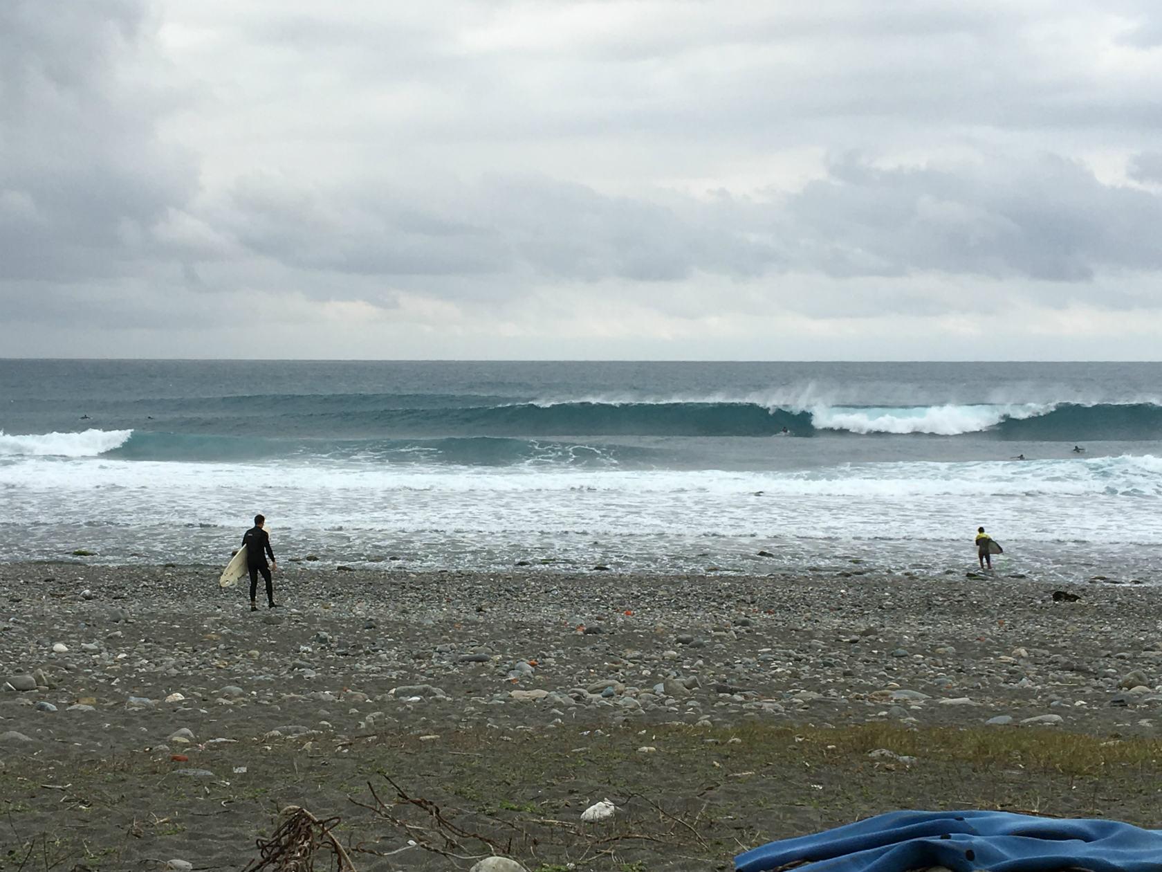 東台湾サーフトリップ サーフポイント サーフィン