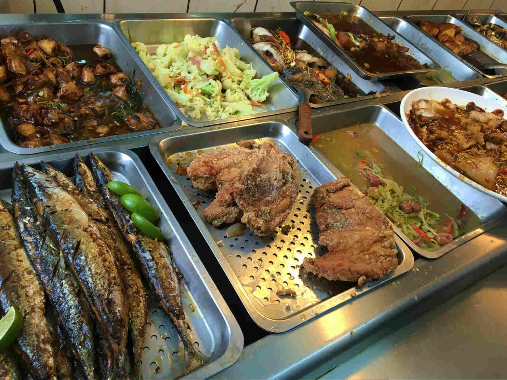 東台湾サーフトリップ 食事