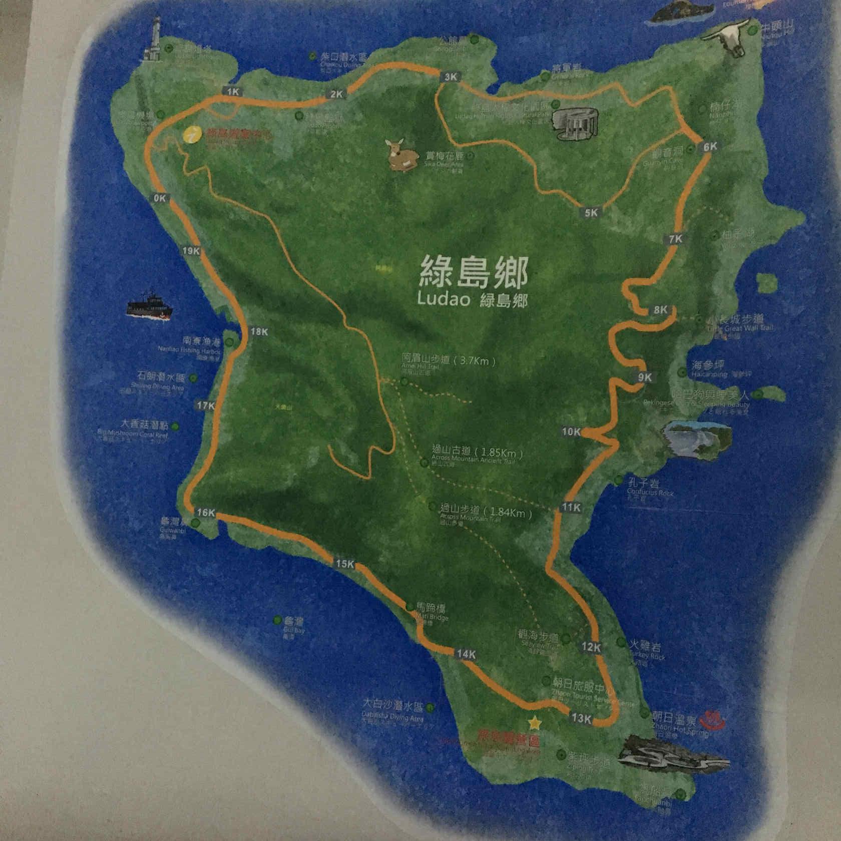 東台湾 サーフトリップ 観光