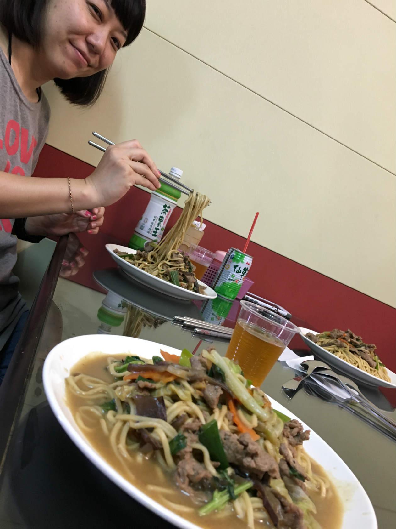 東台湾 サーフトリップ 食事