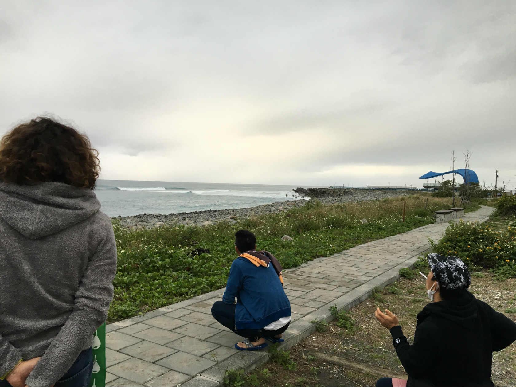 東台湾 サーフトリップ サーフポイント