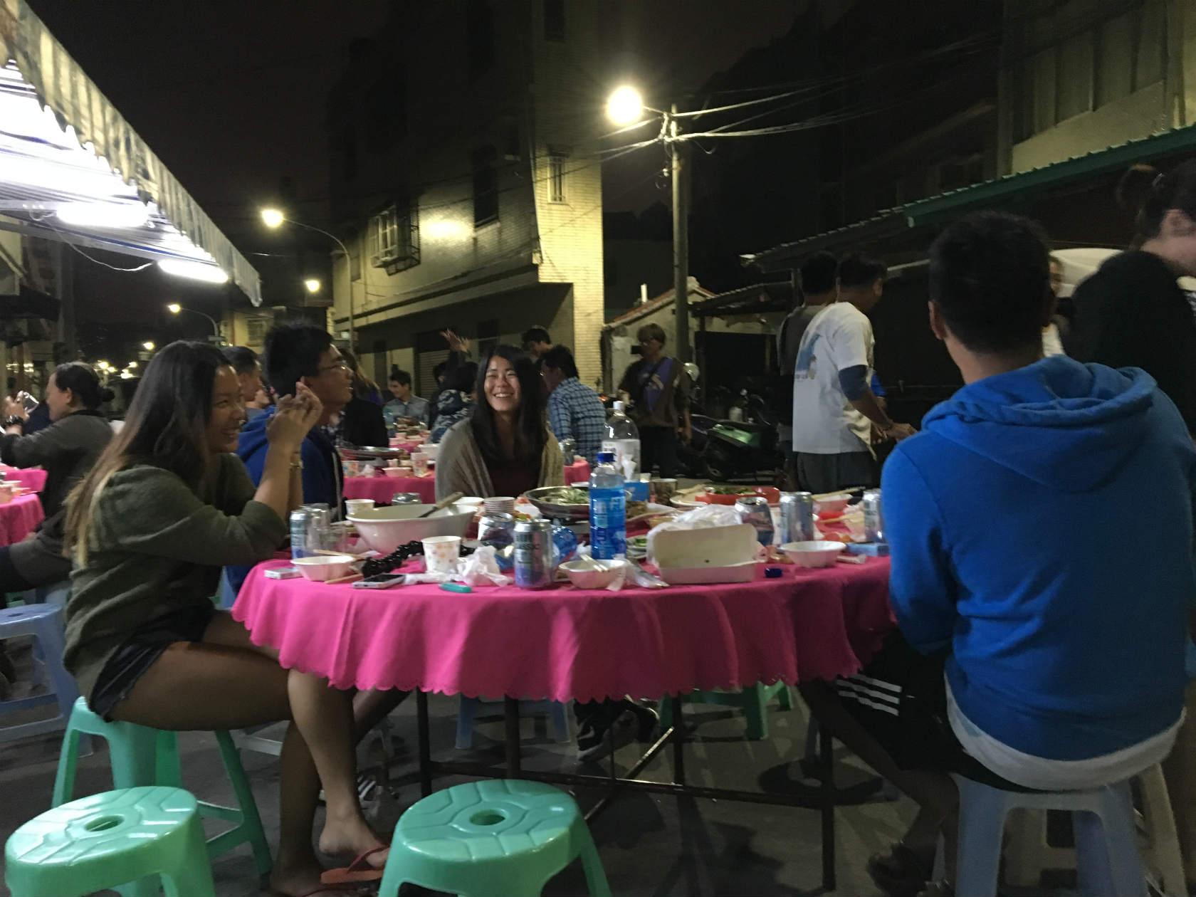 東台湾 サーフトリップ 観光 食事