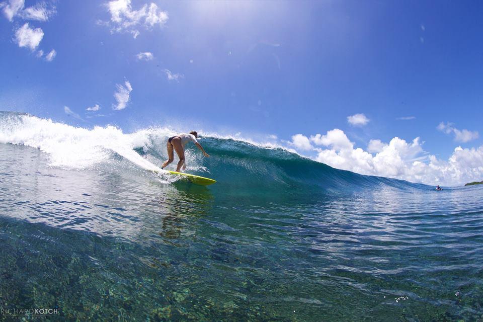 そりゃあ旅するなら気持ちよくサーフィンしたい、って誰もが思うこと