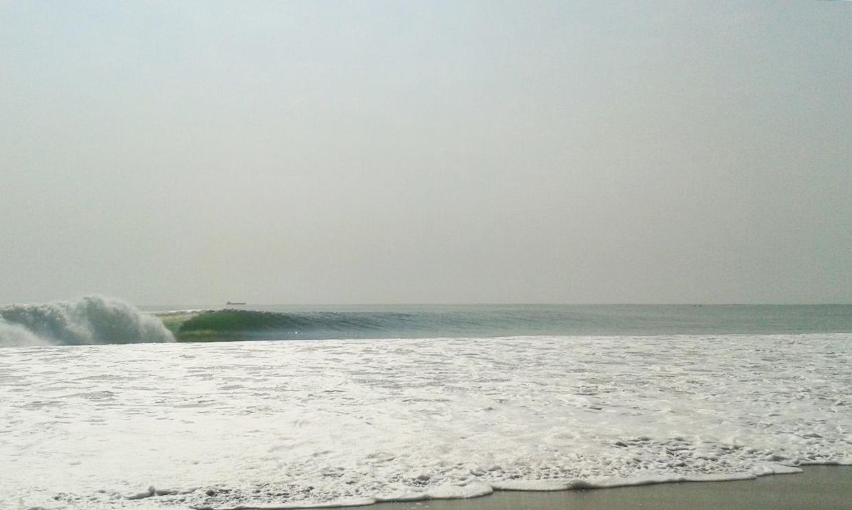 いい波~~~