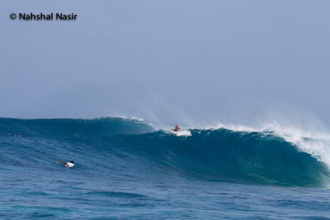 トリップに出かけてこんな波と出会えたら…それだけで絶叫もんです